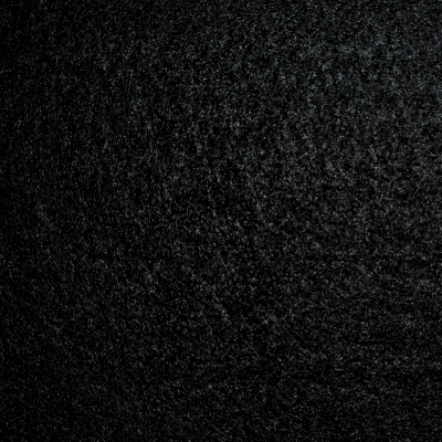 Однослойное нетканое полотно термоскреплённое(пропитка) - чёрная