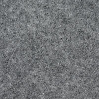 Двухслойное нетканое полотно термоскреплённое (пропитка с ворсом) серая