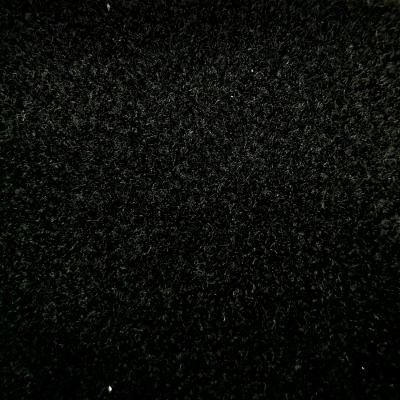 Полотно нетканое ворсованное  чёрное