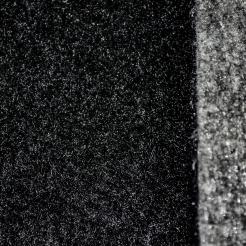 Нетканое полотно с ламинированной,метализированной плёнкой чёрное