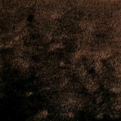 Мех искусственный трикотажный (на опушку) коричневый